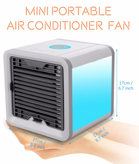 Portable Personal Air Conditioner