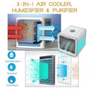 micro air conditioner
